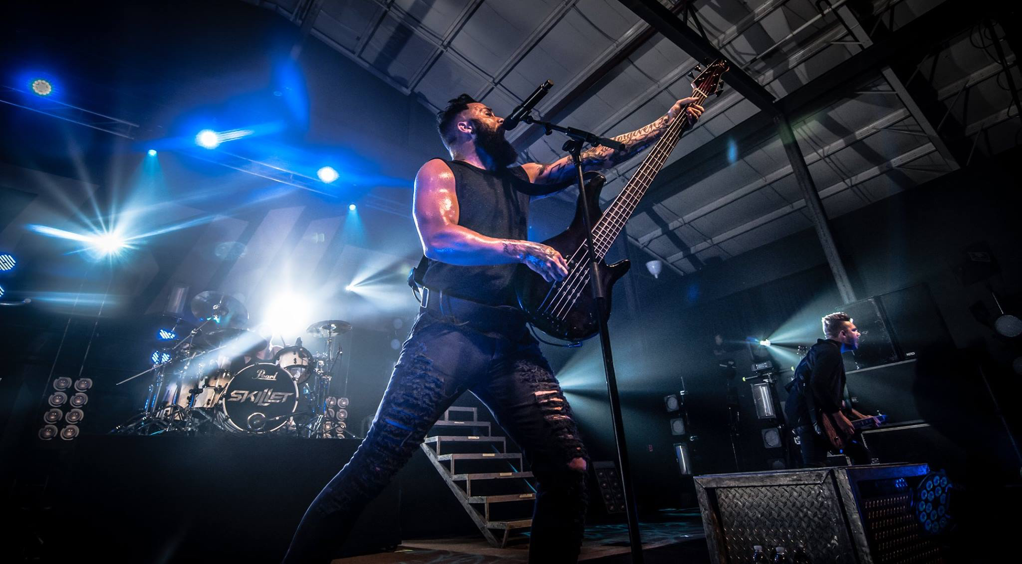 Of God and Metal: A Conversation With Skillet's John Cooper – ListenIowa