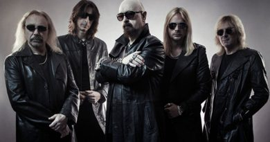 "Judas Priest — ""Firepower"""