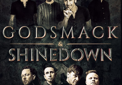 Wells Fargo Arena announces Godsmack/Shinedown date on July 29