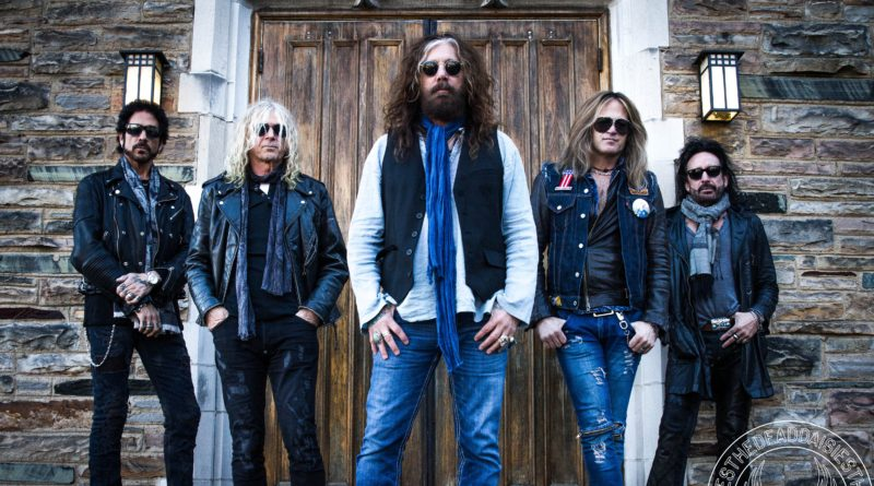 Ready To Burn: A Conversation with John Corabi of The Dead Daisies