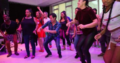 DMPA invites you to put on your dancing shoes
