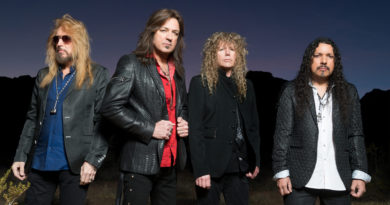 "Album Review: Stryper's ""God Damn Evil"""