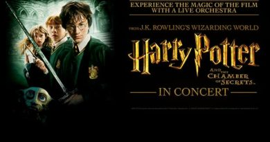"""Third """"Harry Potter"""" show added at DM Civic Center"""