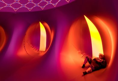 Luminarium set to return to Cowles Commons this fall