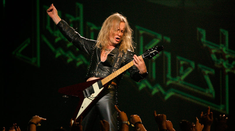 Heavy Duty: A Conversation With Ex-Judas Priest Guitarist K.K. Downing