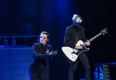 Ghost make a mesmerizing return to Iowa