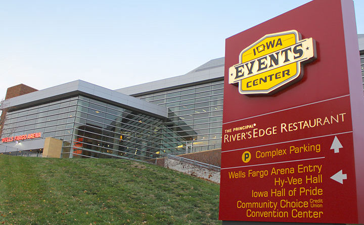 Iowa Events Center finishes 2018-19 fiscal year $1.9 million in the black