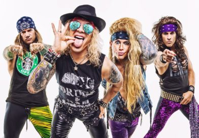 Heavy Metal Rules: A Conversation With Michael Starr of Steel Panther