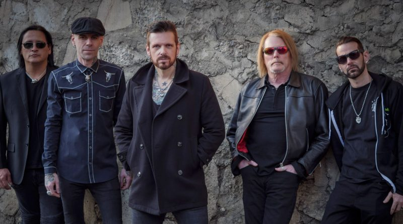Giving Grace: A Conversation with Ricky Warwick of Black Star Riders